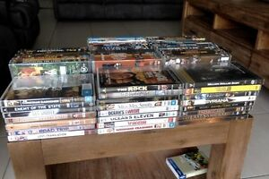 DvD Movies, 65 Movies for $200. Liverpool Liverpool Area Preview