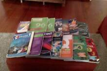 IB and high school text books Mullaloo Joondalup Area Preview