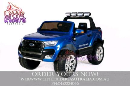 24V New Ford Ranger 4x4 Licensed Kids Ride On Toy Car Electric