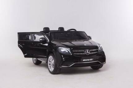 24v 2 Seater Licensed Mercedes GL63 kids ride on car