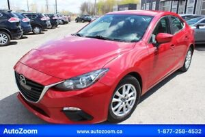 Mazda 3 4dr Sdn Man GS **CAMERA DE RECUL**FINANCEMENT FACILE