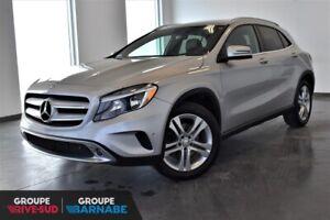 Mercedes-Benz GLA250 4MATIC +GPS+ CUIR+BAS KM!!!