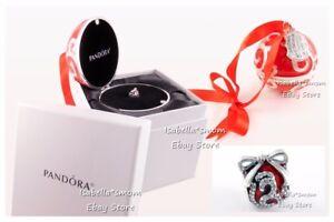 cc2a19b6f PANDORA 2017 RED ROCKETTES Christmas Gift Set B800641 ORNAMENT/CHARM  796259EN07