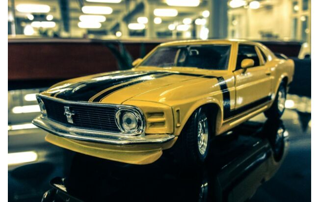 Bald auch in groß: Ford Mustang