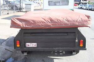 2009 Amack Offroad Camper Trailer Bungalow Cairns City Preview