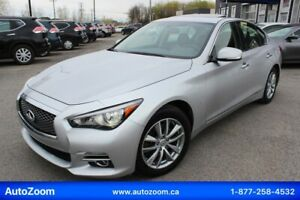 INFINITI Q50 2015 AWD **SUNROOF** FINANCEMENT FACILE !!