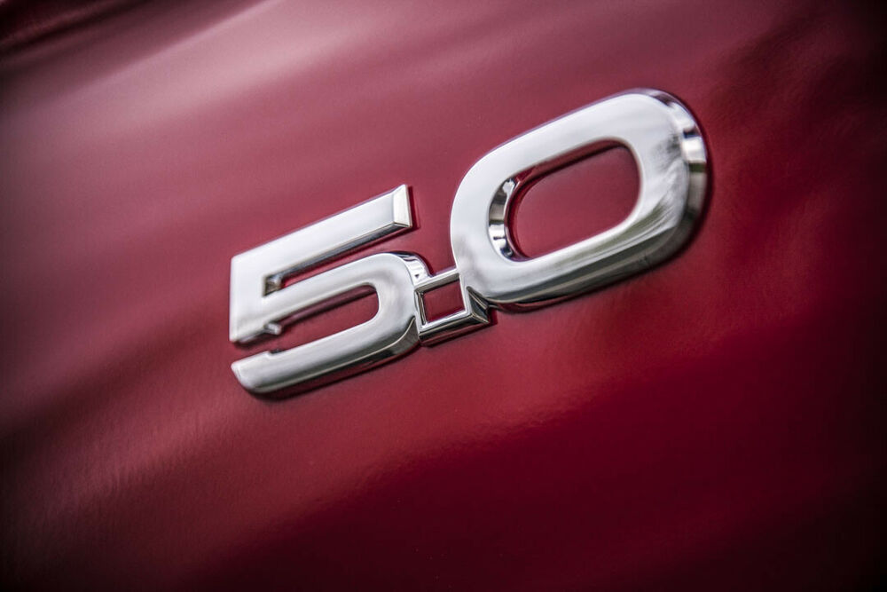 Ford Mustang GT: Detail
