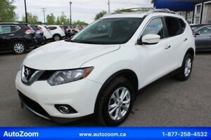 Nissan Rogue 2014 SV AWD **SUNROOF** FINANCEMENT FACILE !!