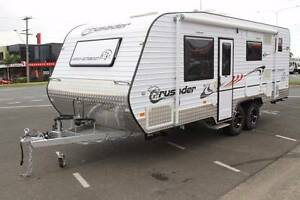 2014 Crusader Family Getabout Caravan Bungalow Cairns City Preview