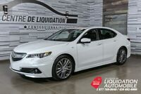 2016 Acura TLX ELITE+V6+AWD+LUNCH KIT AERO+GPS Laval / North Shore Greater Montréal Preview