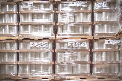 200 Rolls Hand Stretch Film Shrink Wrap 18 x 1500 ft Shipping Clear Plastic Wrap