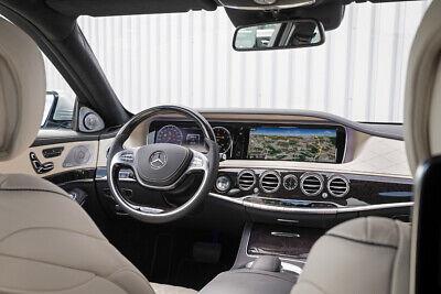 Holzlenkrad Lederlenkrad Mercedes W222 S-Klasse / CL C217 Coupe Lenkrad + Airbag