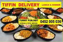 TIFFIN DELIVERY  $10 only North-Indian food Toongabbie Parramatta Area Preview