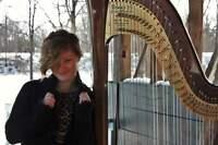 Wedding Harpist - Rose Soenen