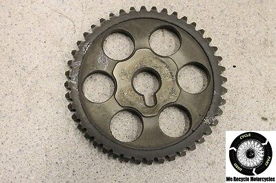1999 YAMAHA XVS 65 V STAR CAMSHAFT TIMING GEAR #2 OEM XVS65 99