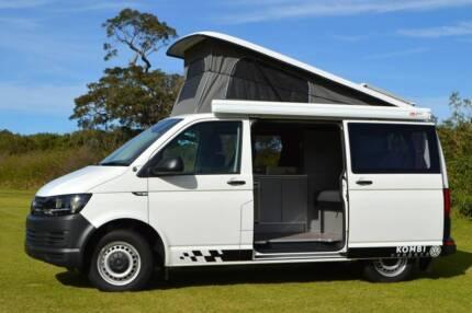 New VW Kombi Campervan (SWB) Conversion with Rear Shower Albion Park Rail Shellharbour Area Preview