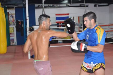 Muay thai/kickboxing and boxing trainer  Melbourne CBD Melbourne City Preview