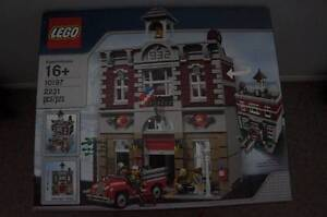 Lego Fire Station Banyo Brisbane North East Preview