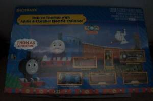 Thomas Deluxe Elct Train Set With Annie & Clarabel BNIB Banyo Brisbane North East Preview