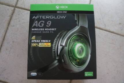 Afterglow AG 9 Xbox One Wireless Headset