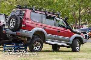 1998 Toyota prado Dungog Dungog Area Preview