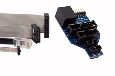Icd4 Rj45 Universal Adapter Board - Microchip Ac102015
