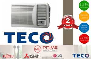 New! Teco Air Conditioner 5.3 kW RAC Wall/Window Thornton Maitland Area Preview
