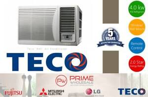 NEW! Teco 4.0 kW RAC (Wall/Window) Air Conditioner Thornton Maitland Area Preview