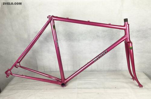 MERCIER Tour de France frame and fork Reynolds 531