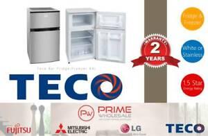 Brand New! Teco 2-Door Bar Fridge (RANGE) 84L Thornton Maitland Area Preview