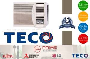 New! Teco Air Conditioner 1.6 kW RAC Wall/Window Thornton Maitland Area Preview