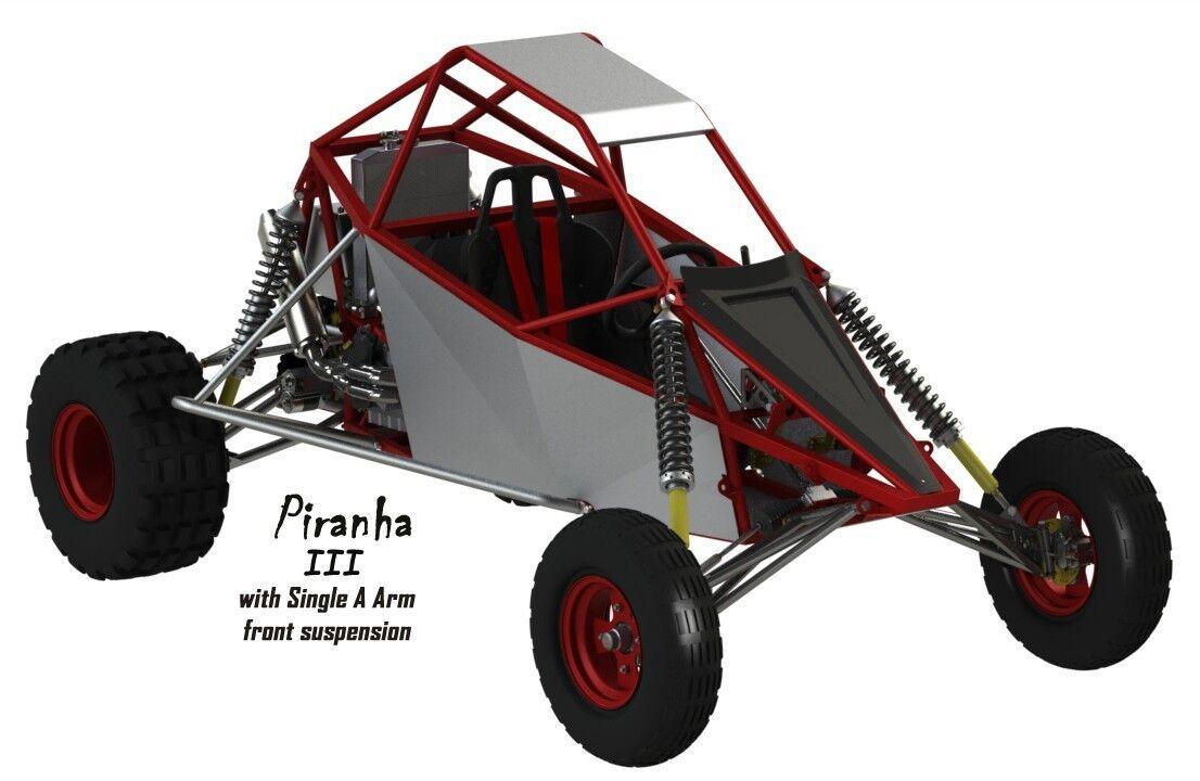 piranha series iii offroad mini dune buggy sandrail go. Black Bedroom Furniture Sets. Home Design Ideas