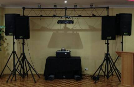 Mobile DJ with Wifi and Enclosed Trailer
