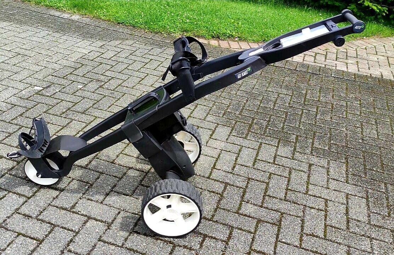 GoKart Golf Elektro-Trolley, inkl. Akku und Ladegerät, Neupreis 699,- €