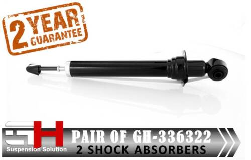 2 NEW REAR  SHOCK ABSORBERS FOR LEXUS IS II GSE2, ALE2, USE 2 IS200 /GH-336322/