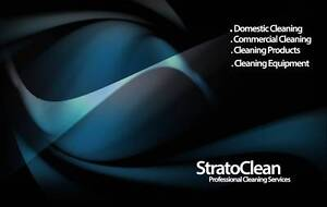 STRATOCLEAN Professional Cleaning Service Cornubia Logan Area Preview