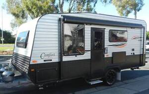 SEMI OFF-ROAD 2016 182LS Comfort Caravan Clontarf Redcliffe Area Preview