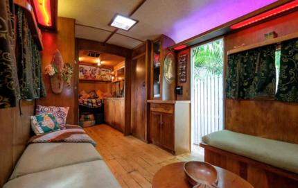 Beautiful, Large Wooden Caravan in the heart of Paddington