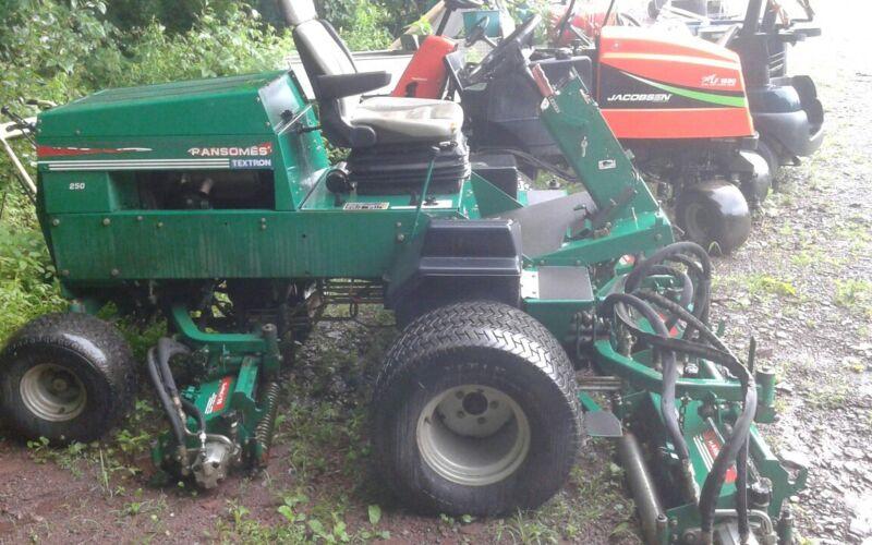Ransomes 250 Fairway Reel Mower Kubota Diesel