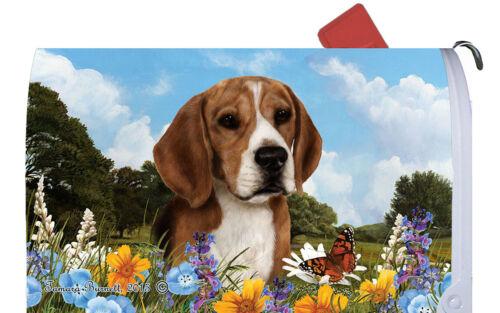 Beagle Decorative Mail Box Cover