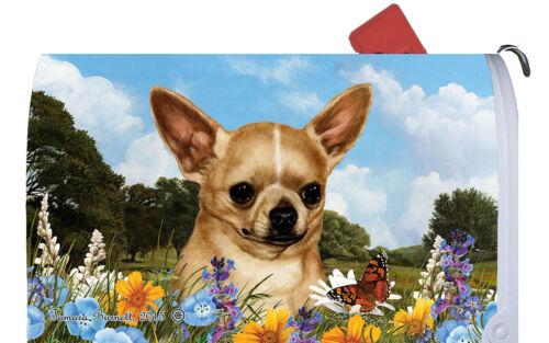 Chihuahua Decorative Mail Box Cover