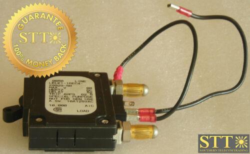 Lelk1-1rec4-29929-50 Airpax 50 Amp Dc Bullet Circuit Breaker