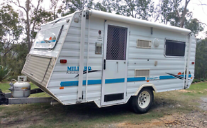 CARAVAN OFF ROAD MILLARD HORIZON 14 FOOT W FULL ANNEXE IMMACULATE Mudgeeraba Gold Coast South Preview