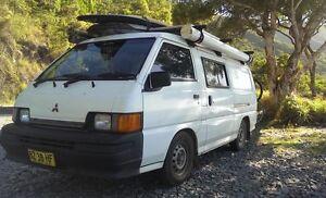 Van / Campervan  PRICE DROP !!! Mitsubishi express 99 Sydney City Inner Sydney Preview