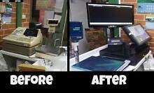 WE SELL NEW / USED POS SYSTEMS / CASH REGISTERS / SCALES + MORE Casula Liverpool Area Preview