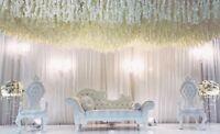 Wedding furniture, love seat, king & queen chairs, chiavari rent