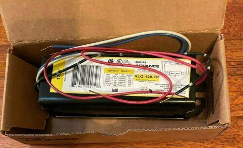 NEW! Philips Advance Ballast RLQ120TP 1-Lamp 120-Volt For Under-Cabinet Lights