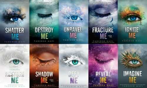 ⭐Best Offer⭐ Shatter Me Full Series by Tahereh Mafi COLLECTION [1 - 10] P.D.F ✔️