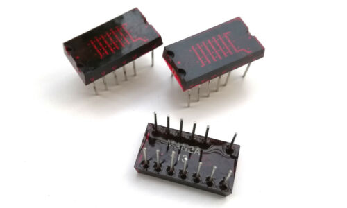 "MAN2A .32"" ALPHA-NUMERIC LED DISPLAY 5 X 7 Dot Matrix Display RED -- NOS (1 pcs)"