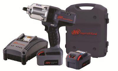 """Ingersoll Rand 7150-K2 20V 1/2"""" Cordless Impact Kit w/ 2 Batteries"""